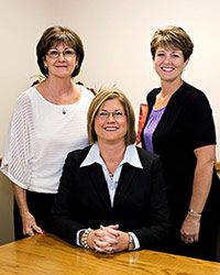Attorney Mary Beth Welch Collins's legal team in Flora, IL